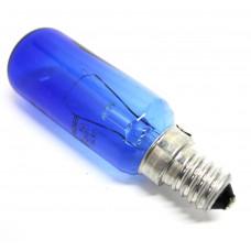 Синяя лампа холодильника E14 Bosch. 612235