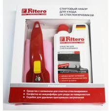 Стартовый набор Filtero для стеклокерамики, Арт.204