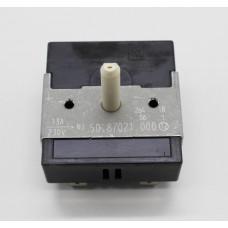 Регулятор мощности конфорки COK350UN, 88512, 379209, 365756, 373176, EGO 50.57021.010, 481281718144, 037056, 125424, b163900005
