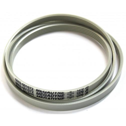 Ремень для стиральной машины 1270 J5 Samsung(Самсунг) WN554, зам. 027206, 481281728272, BLJ487UN, OAC194425