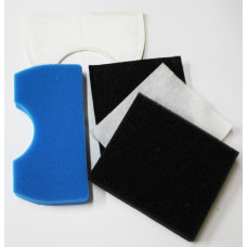 Комплект фильтров для пылесосов Samsung (Самсунг) FSM45, DJ97-01040C+DJ97-00669A, зам. FSH43