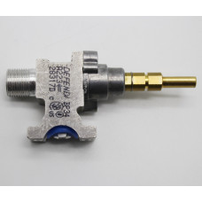 Газовый кран средней/пониженной мозности (для средней и малой горелки) Rika, EXCOOK, GEFEST 040713