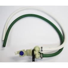 Клапан подачи воды для стиральных машин Electrolux (Электролюкс), Zanussi (Занусси), AEG (АЕГ) 1468766421, 1468766462