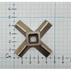 Нож для мясорубки Philips PH027 D56мм 9,5x9,5мм 996510058566