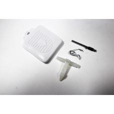Ручка люка в сборе для стиральных машин Bosch (Бош) WL182, зам. 58691, 21BY002