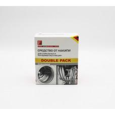 Арт.611 Filtero Ср-во от накипи СМ и ПММ, Double Pack