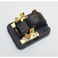 Пусковое реле компрессора SECOP 103N0021, артикул  RLY007DF, 29FR810, 29FR010