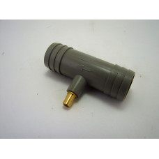 Клапан антисифон для стиральных машин (20x20) cod459