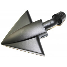 O366 Щетка пылесоса (треугольная) Универсальная (с цанговым зажимом)
