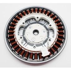 Мотор стиральной машины LG в сборе (прямой привод). Ротор 4413ER1001A + статор 4417FA1994E (4417EA1002W, 4417EA1002D, 4417EA1002G) Код: MEV348143