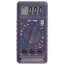 T0700 Мультиметр DT182  Пищалка, мини