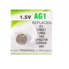 Батарейка AG1 364, LR621, LR60 Код: T247