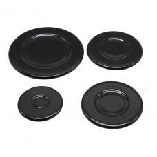 Комплект крышек для газовой плиты (4шт) ISL090COK