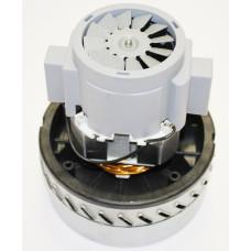 Двигатель пылесоса моющего 1000W 2-ступ  Ametek VAC003UN, 061300501, 11me00i, 11me00, 54AS219, 4.38.000.45, VAC001UN