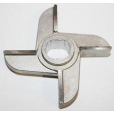 Нож мясорубки МИМ300 с буртом MRZ001