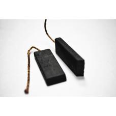 Щетки угольные для стиральных машин 5x13.5x36 Indesit, Ariston G143