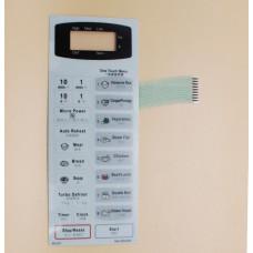 Сенсорная панель СВЧ Panasonic (Английский/Китайский язык!) NN-S553WF