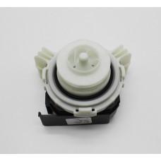 Циркуляционный мотор (двигатель, насос, помпа) с тэном (нагревателем) к посудомоечной машине Electrolux, Zanussi, AEG, Электролюкс Занусси АЕГ код: 140002240020